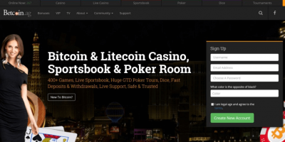 Betcoin ag Casino Review 2019 - Experts Tested - BitFortune net