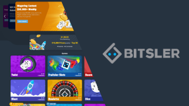 bitsler casino review cover image bitfortune
