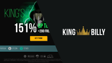 king billy casino review image bitfortune