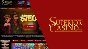 superior casino review cover image bitfortune