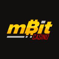 mbit casino logo review bitfortune