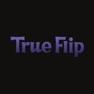 true flip logo review bitfortune