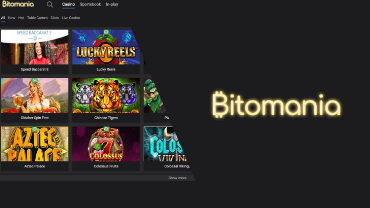 bitomania review cover image bitfortune
