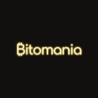bitomania logo review bitfortune