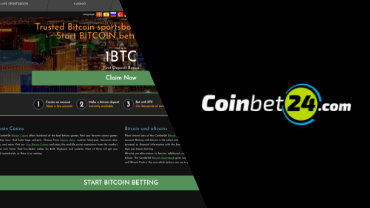 coinbet24 review cover image bitfortune