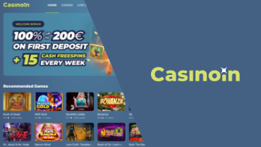 casinoin review image bitfortune