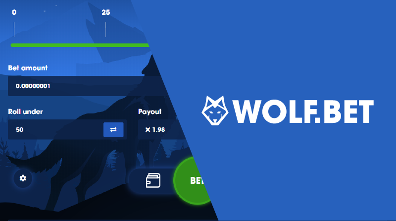 wolf bet review bitfortune
