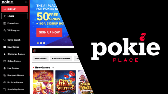Pokie Place Review