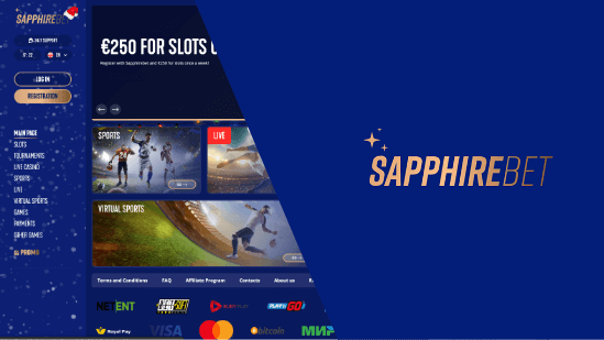 Sapphirebet Review