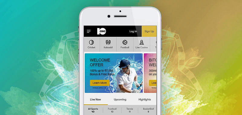 10CRIC Releases Excellent Android and iOS Apps